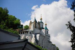Паломническая поездка в Святогорскую лавру