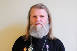 Биография протоиерея Виктора Гузенко