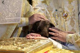 Таинство священства (хиротония)