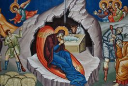 Добавлена проповедь в Рождество Христово