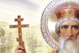 Добавлена проповедь в день крещения Руси