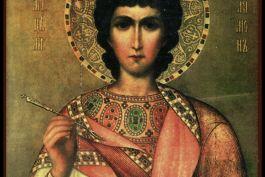 Добавлена проповедь о великомученике Пантелеимоне