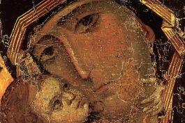 Добавлена проповедь в праздник Владимирской иконы Божьей Матери