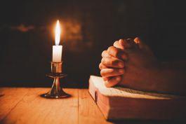 Добавлена проповедь о молитве.
