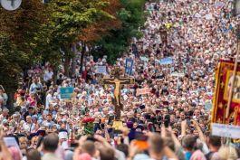 Добавлена проповедь в праздник Изнесение честных древ Животворящего Креста Господня