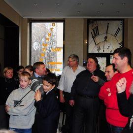 Конкурсы для взрослых Духовные чада отца Виктора празднуют день святителя Николая. 22.12.2013 г.