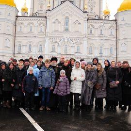 И уже так хочется вернуться в Почаевскую лавру через год Паломничество. Почаев 30.12.2014 - 03.01.2015 г.