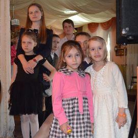 Маленькие слушатели Презентация второй книги отца Виктора. 13.04.2015 г.