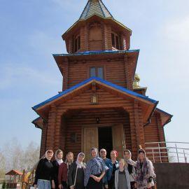 Мужской монастырь в честь Песчанской иконы Божией Матери был освящен в октябре 2014-го Паломническая поездка в Святогорскую Лавру. 9-10 апреля 2016 г.