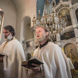 В обряде крещения объединились Украинская и Сербская Православные Церкви Паломническая поездка отца Виктора в Черногорию. 10-24 июля 2016 г.