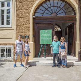 Филермская икона Богородицы находится в на территории Народного музея города Цетинье Паломническая поездка отца Виктора в Черногорию. 10-24 июля 2016 г.