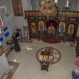 В каждом монастыре и храме Черногории батюшка молился о здравии и о упокоении по поданным ему запискам Паломническая поездка отца Виктора в Черногорию. 10-24 июля 2016 г.