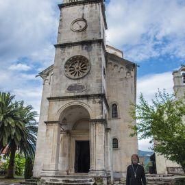 Здесь находятся мощи царицы Елены и крест Святого Савы Паломническая поездка отца Виктора в Черногорию. 10-24 июля 2016 г.