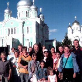 Дивеево, Серафимо-Дивеевская женская обитель Екатеринбург 2008