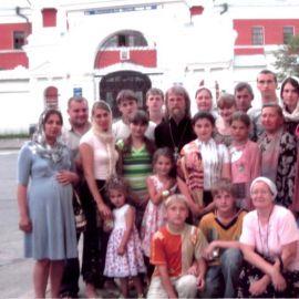 Казань, мужской мон-рь на месте обретения Казанской ионы Божией Матери Екатеринбург 2008