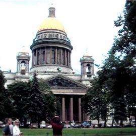 Исакиевский собор Паломничество. Соловки, июль 2007