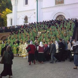Свято-Успенская Святогорская Лавра Свято-Успенская Святогорская Лавра. Осень 2010