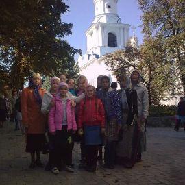 В Свято-Успенской Святогорской Лавре Свято-Успенская Святогорская Лавра. Осень 2010
