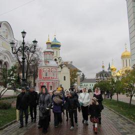 Паломническая поездка по святым местам Руси. 12.10.2016-17.10.2016