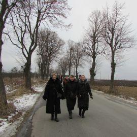Еще одна традиция - 1 января сходить пешком в Свято-Духов скит Паломническая поездка в Почаевскую лавру на Новый 2017 год