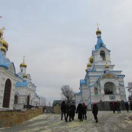 Свято-Духов скит Паломническая поездка в Почаевскую лавру на Новый 2017 год