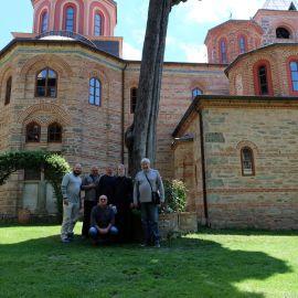 Монастырь Ватопед, Афон Фотоотчет из поездки на Афон 2017
