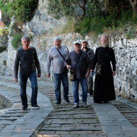 И тяжела, и легка дорога на Святой Горе Фотоотчет из поездки на Афон 2017