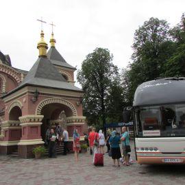 Чтобы все паломники вспомнили, зачем они отправляются в дальний путь и вели себя соответственно Паломническая поездка к святыням Санкт-Петербурга