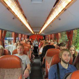 К дороге готовы! Паломническая поездка к святыням Санкт-Петербурга