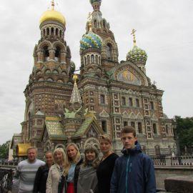 Собор Воскресения Христова на Крови, или храм Спаса на Крови Паломническая поездка к святыням Санкт-Петербурга