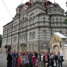 Иоанновский монастырь, в котором находятся мощи Иоанна Кронштадского Паломническая поездка к святыням Санкт-Петербурга