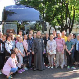 Спаси Господи батюшку за замечательную поездку! Паломническая поездка к святыням Санкт-Петербурга