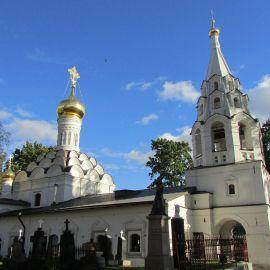 Некрополь Донского монастыря Паломническая поездка к мощам святителя Спиридона и блаженной Матроны