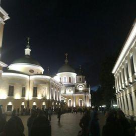 Покровский монастырь, где находятся мощи блаженной Матроны Паломническая поездка к мощам святителя Спиридона и блаженной Матроны