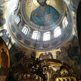 Купол Преображенского собора, Белгород Паломническая поездка к мощам святителя Спиридона и блаженной Матроны