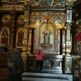 Мощи святителя Иоасафа Белгородского Паломническая поездка к мощам святителя Спиридона и блаженной Матроны
