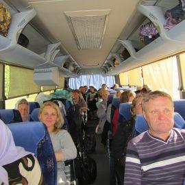 Отдых в дороге перед насыщенным днем Паломническая поездка к мощам святителя Спиридона и блаженной Матроны