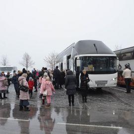 31 января Почаев традиционно встречает паломников туманным утром Паломническая поездка в Почаевскую лавру. 30.12.2018 - 03.01.2019 г.