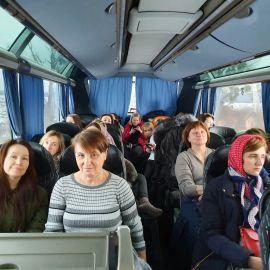 Последние километры дальней дороги Поездка в Почаевскую лавру. 30.12.2019-02.01.2020 г.