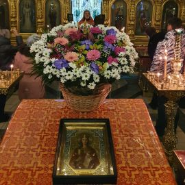 Великомученица Варвара Фото
