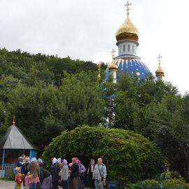 Спасибо, Борисоглебский монастырь, и до свидания! Выезд на природу, 4.09.2021 г.