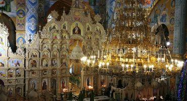 Добавлены фотографии из поездки в Почаевскую лавру