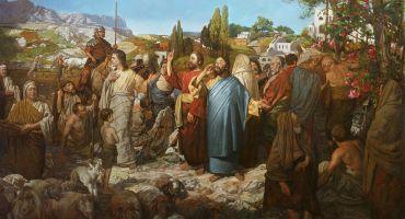 Добавлена проповедь о званных на брачный пир
