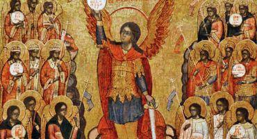 Добавлена проповедь в праздник Собора Архистратига Михаила и прочих Сил Небесных