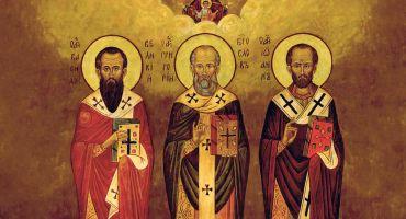 Добавлена проповедь в праздник Собора трех стятителей