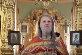 Добавлена проповедь в праздник рождества Иоанна Крестителя