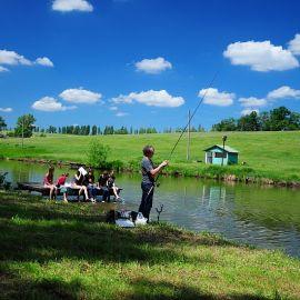 В полку рыбаков прибыло Отдых на природе духовных чад отца Виктора 26 мая 2013 г.