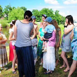 Бурные обсуждения Отдых на природе духовных чад отца Виктора 26 мая 2013 г.