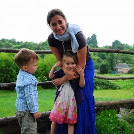 Вот так мы паломничаем — всей семьей! Праздник Озерянской иконы Божьей Матери. 29.06.2015 г.
