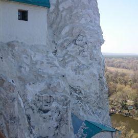 Келья Иоанна Затворника Паломническая поездка в Святогорскую Лавру. 9-10 апреля 2016 г.